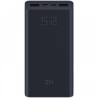 Универсальная батарея ZMi Powerbank Aura 27W 20 000 mAh Type-C Black (QB821)