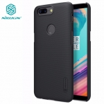 Чехол Nillkin Super Frosted Shield для One Plus 5T Черный