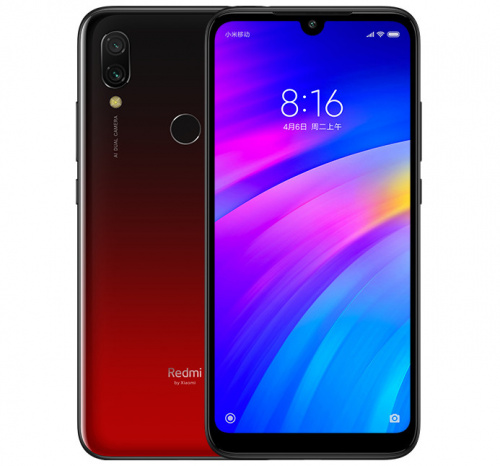 Xiaomi Redmi 7 3/32Gb Красный